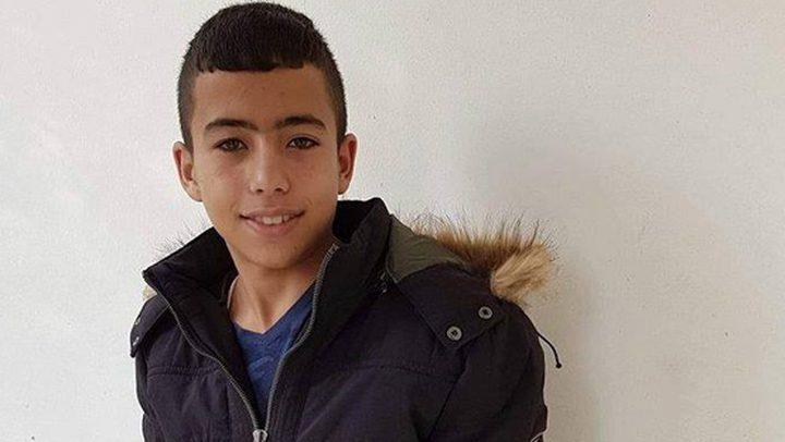 الاحتلال يمدد توقيف الطفل زيد بعجاوي من يعبد للمرة العاشرة