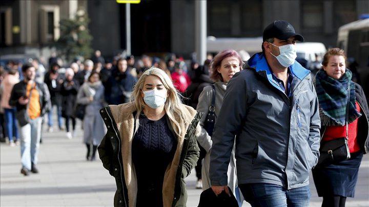 روسيا: وفاة 182 شخصا وتسجيل 8863 إصابة جديدة بفيروس كورونا