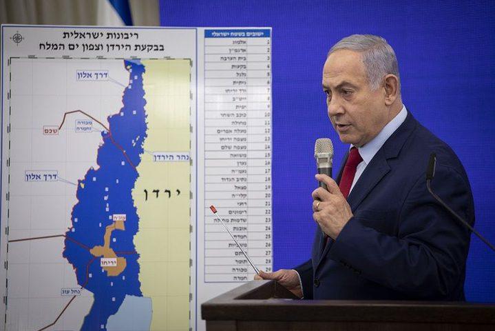 هل يؤجل نتنياهو تنفيذ مخطط ضم الضفة والأغوار ؟