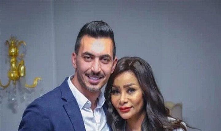 أول ظهور لشقيقة محمد رمضان وزوجها بعد الإفراج عنه