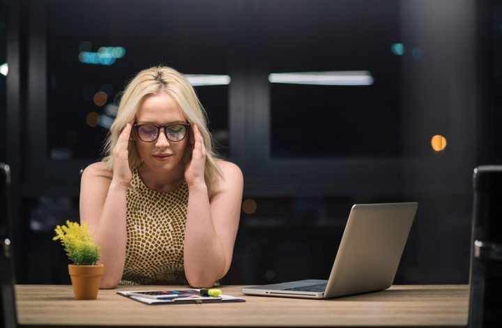 لماذا يؤدي العمل الليلي إلى الإصابة بالإكتئاب ؟