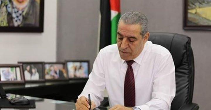 الشيخ: نرفض استلام اموال المقاصة تنفيذا لقرار القيادة الفلسطينية