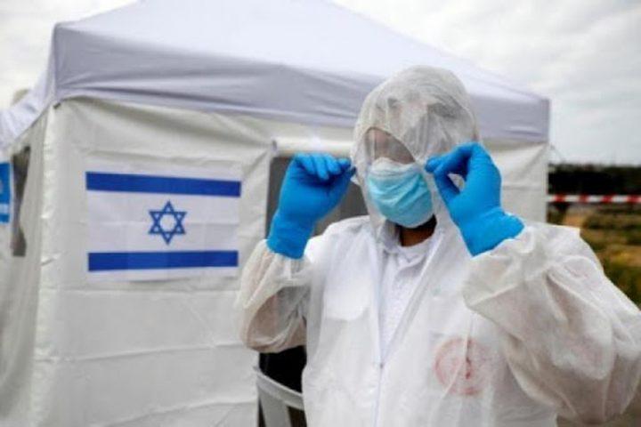 118 إصابة جديدة بفيروس كورونا في دولة الاحتلال