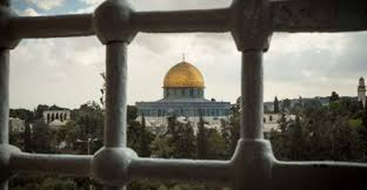 """""""الخارجية"""": قرارات الإبعاد عن الأقصى تكشف زيف ادعاءات الاحتلال"""