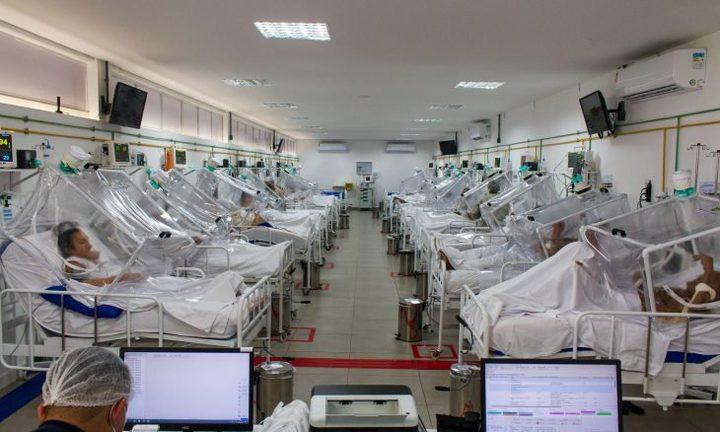 لليوم الثالث.. البرازيل تسجل رقما قياسيا من الوفيات بسبب كورونا
