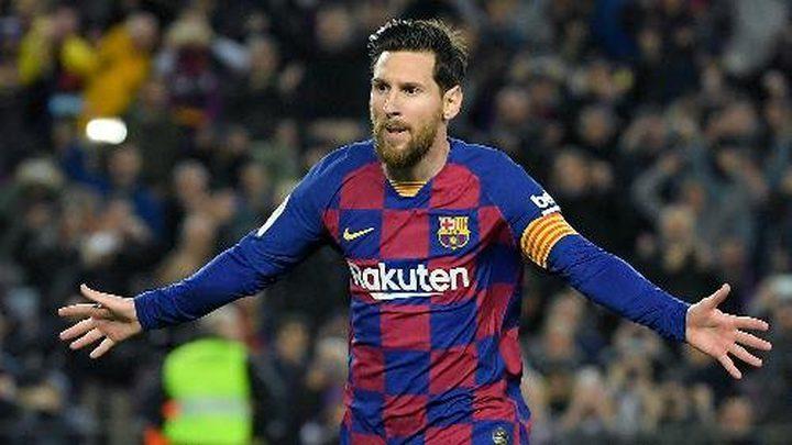 5 أيام تنهي الجدل حول مستقبل ميسي مع برشلونة