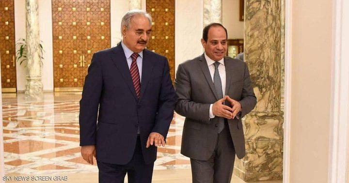 الكشف عن بنود اتفاق القاهرة بين السيسي وحفتر وصالح