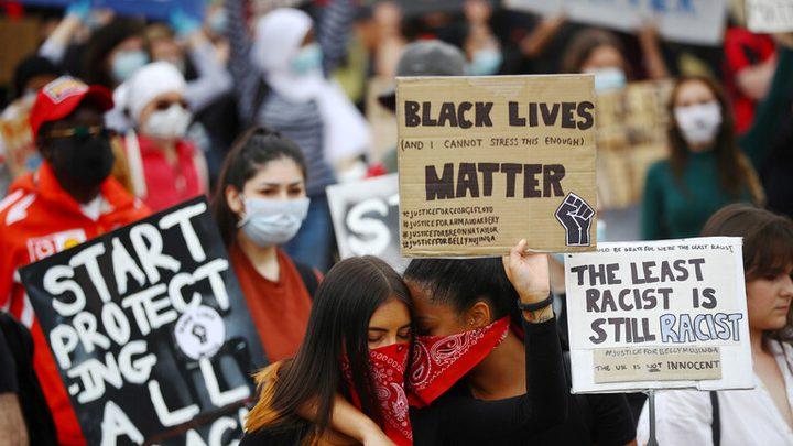 أميركا مهددة بزيادة تفشي كورونا بسبب الاحتجاجات ضد العنصرية