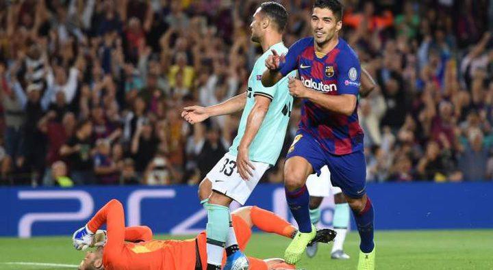 الإنتر يرفض حيلة برشلونة لحسم صفقة لاوتارو
