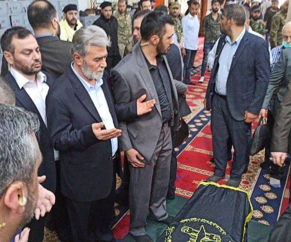 النخالة: جثمان رمضان شلح سينقل لمصر تمهيدًا لدفنه في غزة