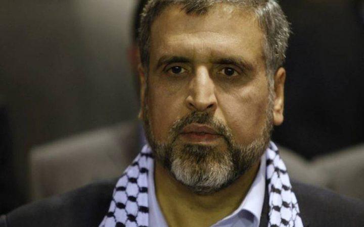 القيادة والفصائل الفلسطينية تنعى القائد الوطني رمضان شلح