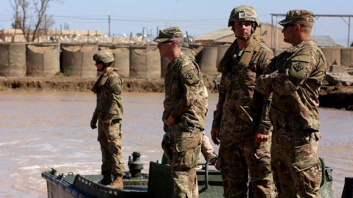 البنتاغون: انزلاق طائرة شحن أميركية في قاعدة التاجي ببغداد