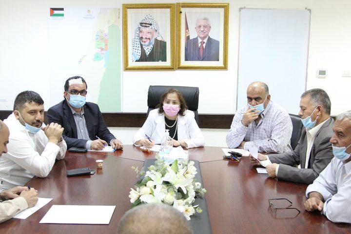 الصحة: نسعى لتطوير وتعزيز الواقع الصحي في ضواحي القدس