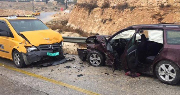 بيت لحم: إصابة مواطن بحادث سير ذاتي