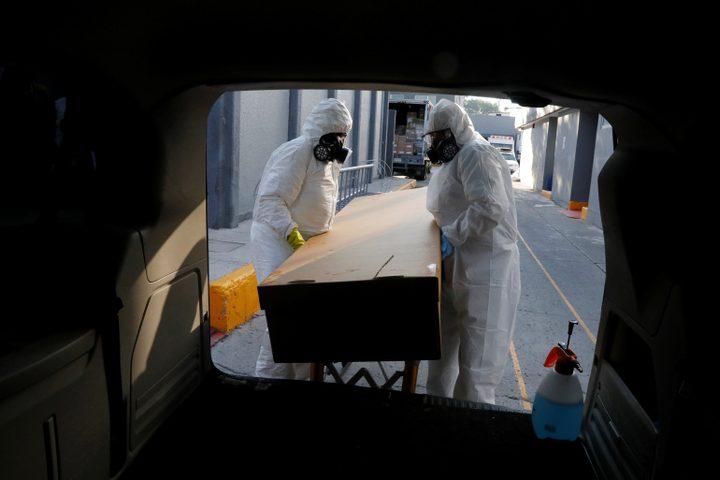 الخارجية: حالة وفاة جديدة بكورونا بصفوف جاليتنا بالولايات المتحدة