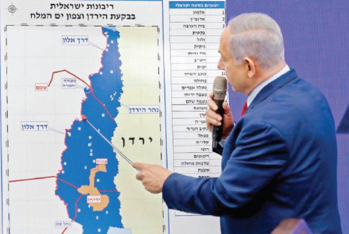 هل سيؤجل نتنياهو خطة ضم أراضي الضفة الغربية ؟