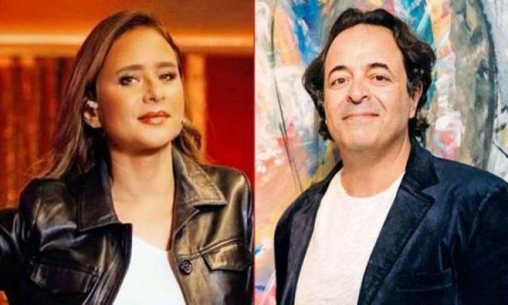 الفنانةنيللي كريم تعلن خطوبتها على رجل الأعمال عمر إسلام