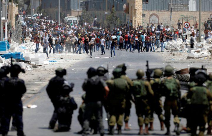 مسؤول فلسطيني: مقدمون على مواجهة شاملة مع الاحتلال