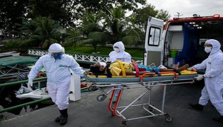 تسجيل أكثر من 1.5 مليون اصابة بكورونا في أمريكا اللاتينية
