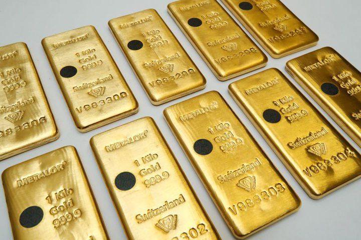 الذهب يستقر مع ارتفاع الدولار