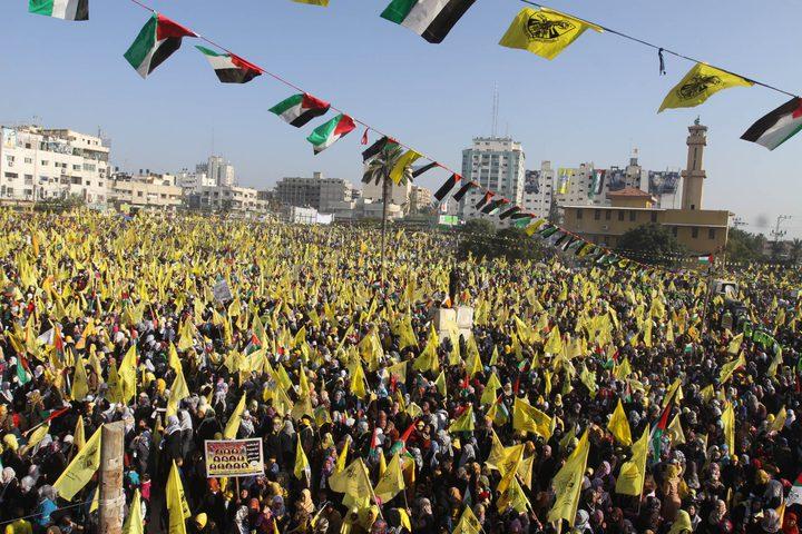 فتح: ذكرى الانقلاب في غزة تاريخ أسود ومؤلم