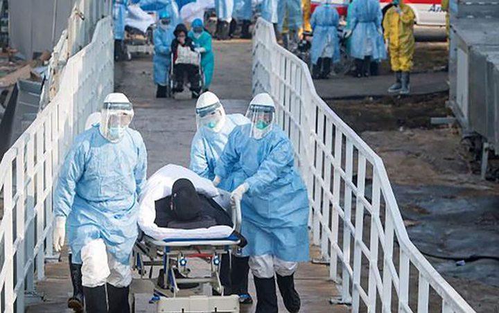 الاصابات بفيروس كورونا في العالم تقترب من 8 ملايين