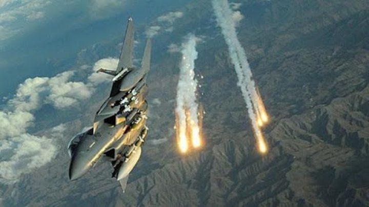 التحالف العربي يشن 40 غارة جوية على عدد من محافظات اليمن