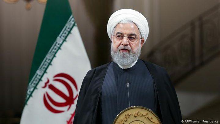روحاني: إلغاء حظر التسلح على إيران أحد منجزات الاتفاق النووي
