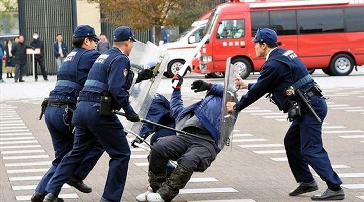 الشرطة اليابانية تعتقل أجنبي بعد العثور على جثة امرأة في حقيبة