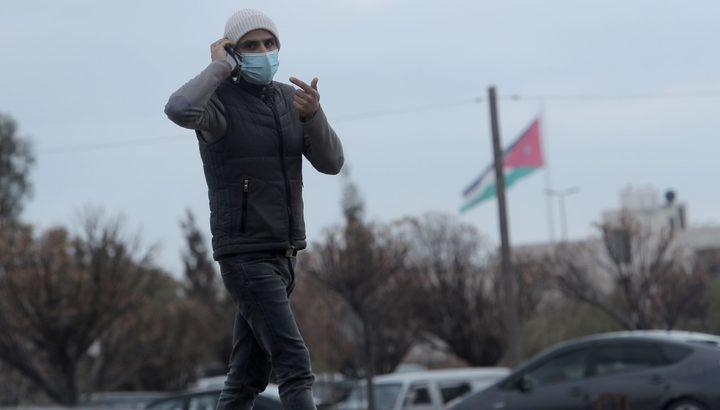 """الأردن تُسجل 8 إصابات جديدة بـ""""فيروس كورونا"""""""