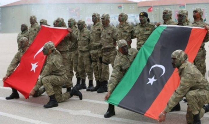 فرنسا تستنكر بشدة التدخلات التركية في ليبيا