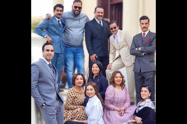 مسلسل دفعة بيروت يضمّ نخبة من أهم نجوم العرب