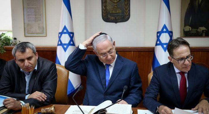 خلافات نتنياهو وغانتس قد تطيح بحكومة الاحتلال