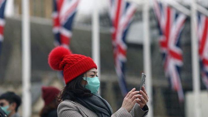 38 وفاة جديدة بفيروس كورونا في بريطانيا