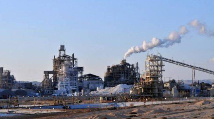 دولة الاحتلال تشيد  مصنع أمونيا في النقب بـ 400 مليون دولار