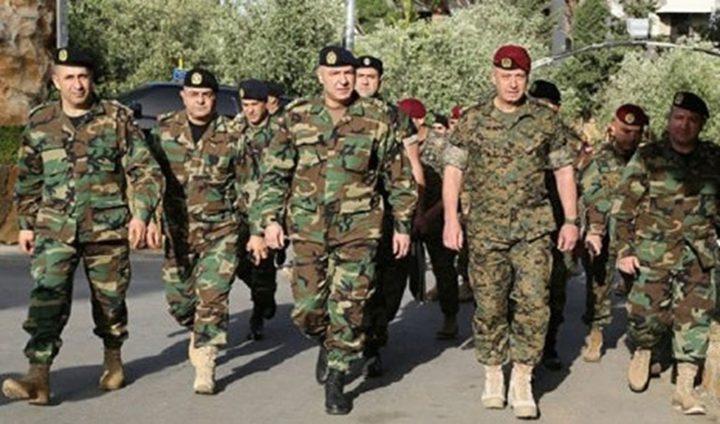 الجيش اللبناني يحرر 23 مختطفا سوريا في البقاع الشمالي