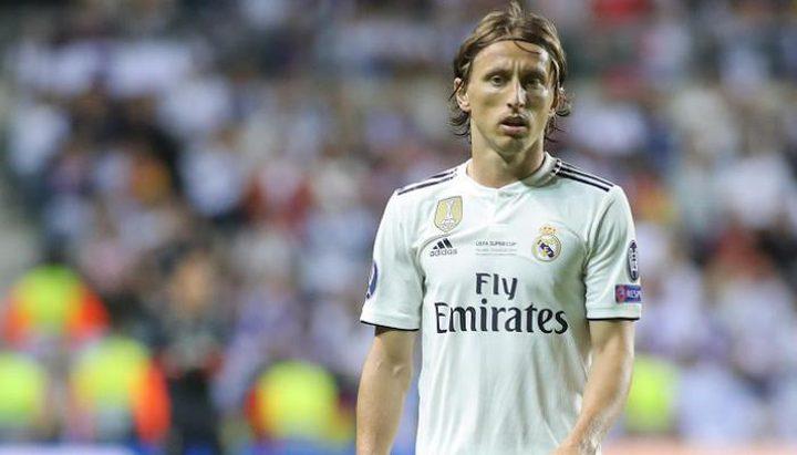 مودريتش: أريد الاعتزال في مدريد