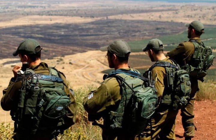"""الاحتلال يستعد لسيناريوهات عدة في حال تطبيق قرار""""الضم"""""""