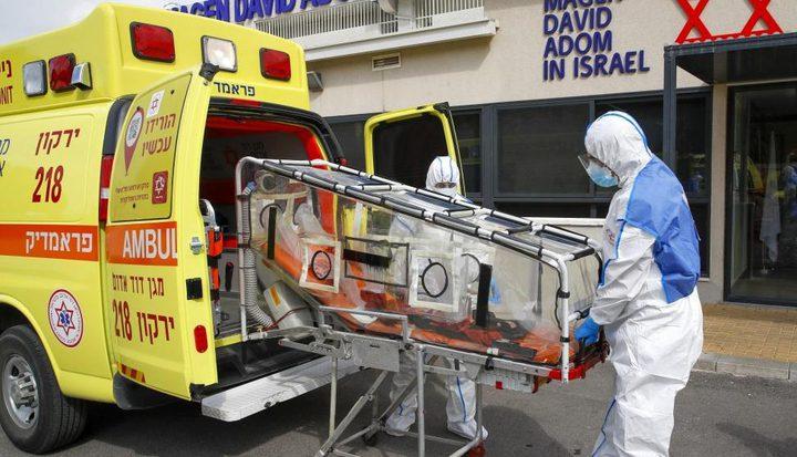 """67 إصابة جديدة بكورونا في """"إسرائيل"""" والوفيات ترتفع لـ302"""