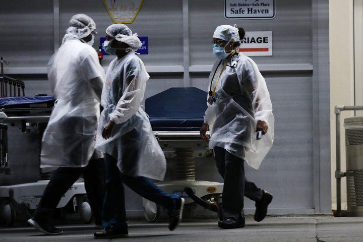 أدنى حصيلة وفيات بكورونا في أميركا و49 إصابة بالصين
