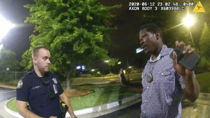 الطبيب الشرعي يكشف سبب وفاة الأمريكي الأسود بروكس