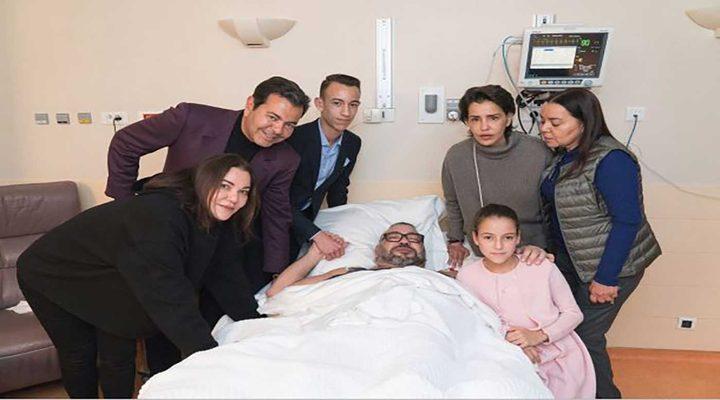 العاهل المغربي يجري عملية جراحية ناجحة في القلب