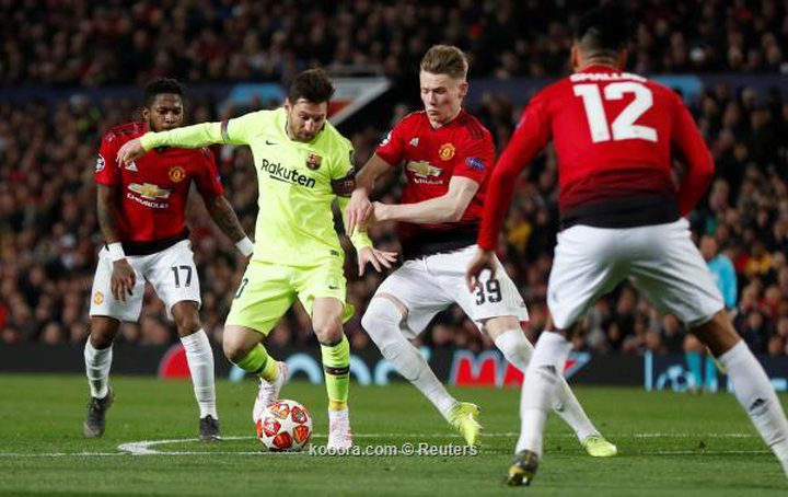 برشلونة يرفض عرضا بـ100 مليون يورو من مانشستر يونايتد
