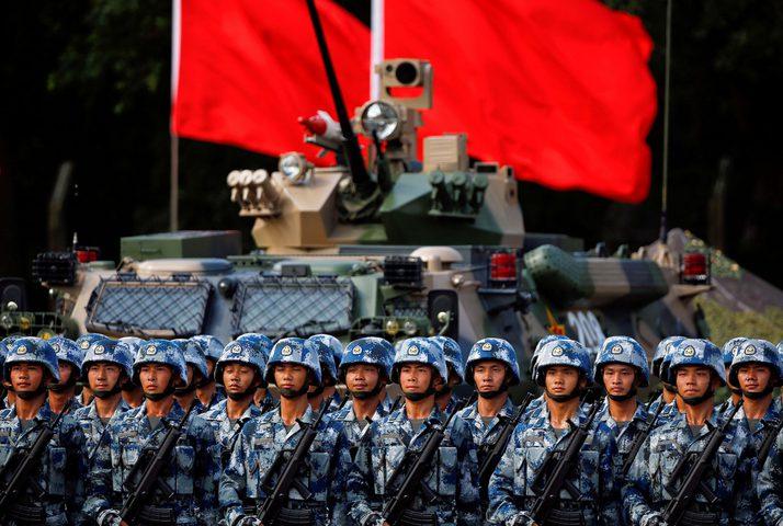 الصين تتهم الجيش الهندي بالتخطيط لهجوم استفزازي