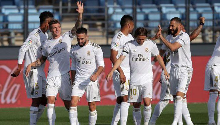 ريال مدريد يعلن بيع لاعبه خافيير سانشيز