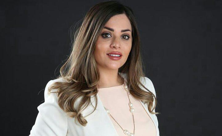 نور الجابري تطلق أول حلقات برنامج الصباح من منزلها