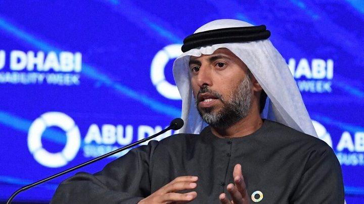 """وزير الطاقة الإماراتي: تخفيضات """"أوبك+""""كافية ما لم تحدث موجة ثانية"""