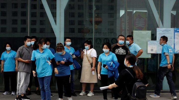 بكين تعلق الأنشطة الرياضية بسبب تفشي كورونا