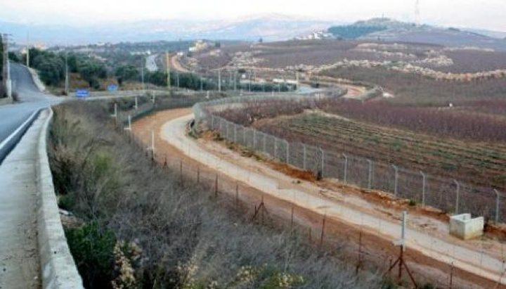 جيش الإحتلال يزعم إحباط محاولة تسلل عبر الحدود اللبنانية