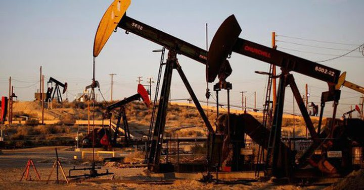 """أسعار النفط ترتفع بسبب """"قفزة وول ستريت"""""""